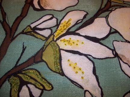Spring Flower bead1