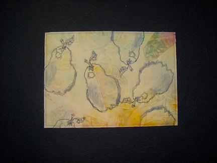 Pears black