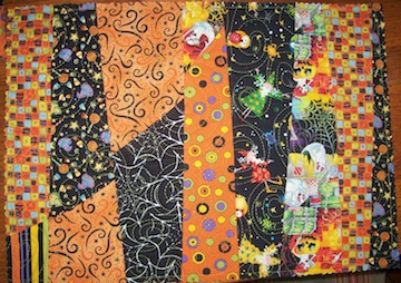 Halloween placemats 2