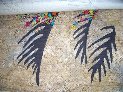 Palms-close