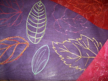 Play leaves 5