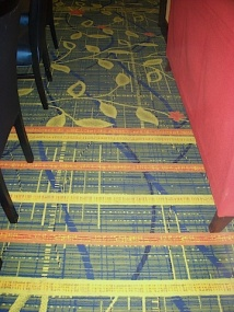 TN hotel carpet 4