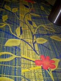 TN hotel carpet 5