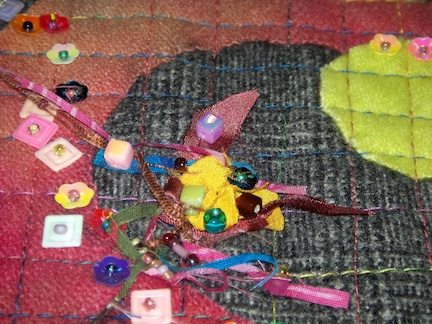 Wool squares 18