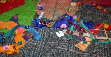 Wool squares 19