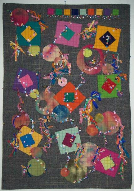 Wool squares 21