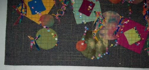 Wool squares 23
