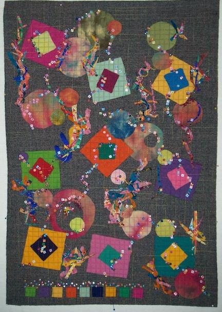 Wool squares 24