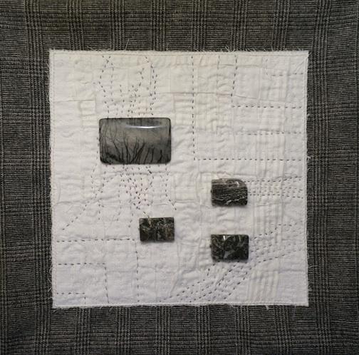 B:W stitching
