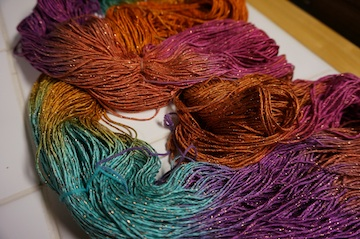 Yarn from Denise