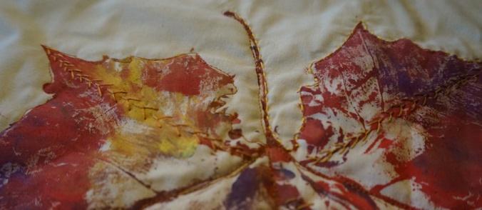 Leaf embroid 3