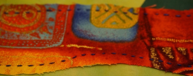 Raw edge applique 2