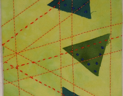 Twin piece detail 1
