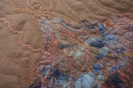 Brown wool 13
