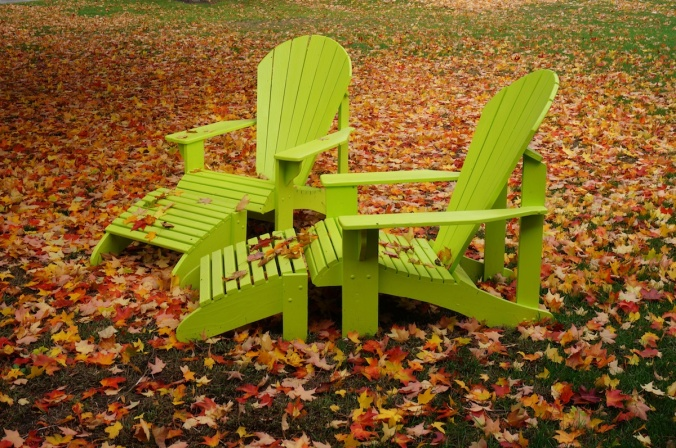 Lawn chairs 1