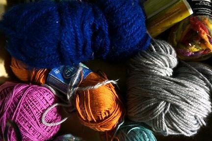 Lazy knit 2