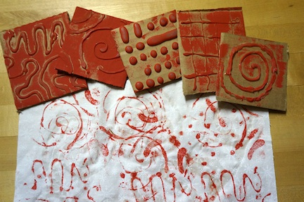 Glue stamps 1