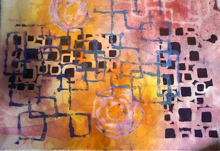 Glue stencils 1