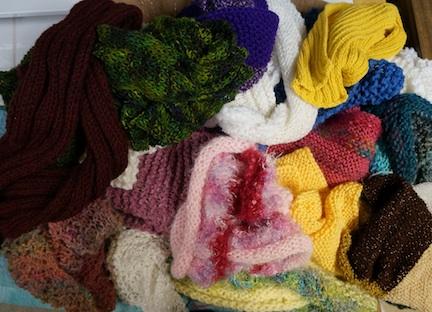 Use up yarn 2