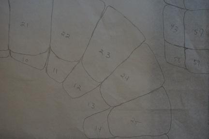 Paper pieces 2
