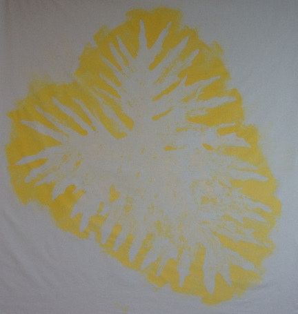 Frond yellow 4