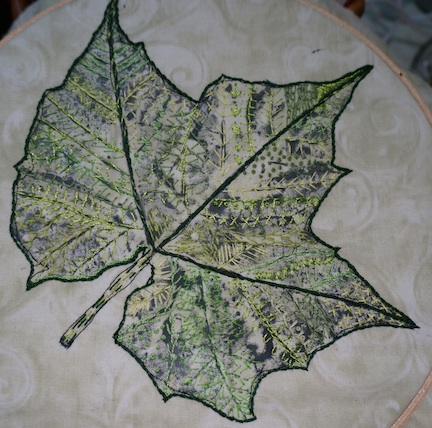 WS grean leaf