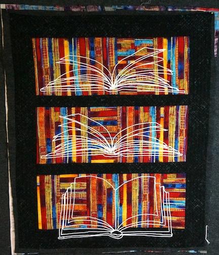 Book quilt 4