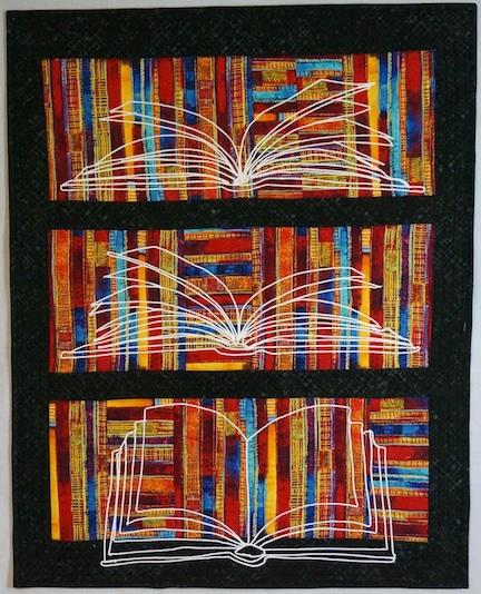Book quilt 5