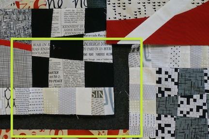 Text quilt 10