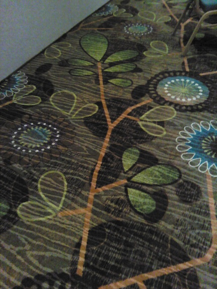 More hotel carpet 1