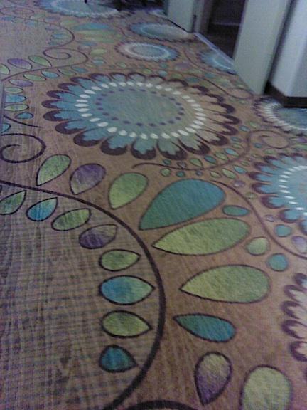 More hotel carpet 6