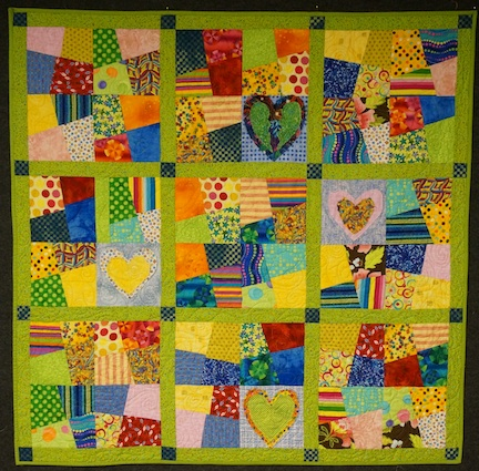 Amy's quilt 1