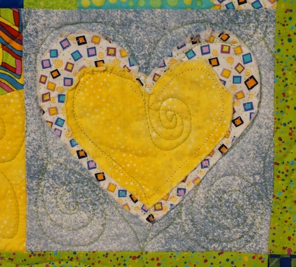 Amy's quilt 2