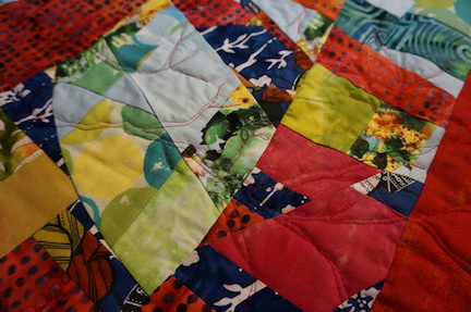 Pauly class quilting 3