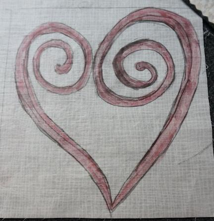 Beaded heart ideas 2