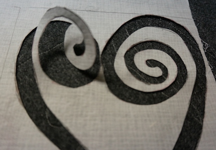 Beaded heart ideas 4