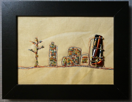 Small city beads
