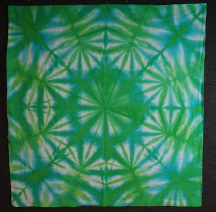 Dye day folds 2