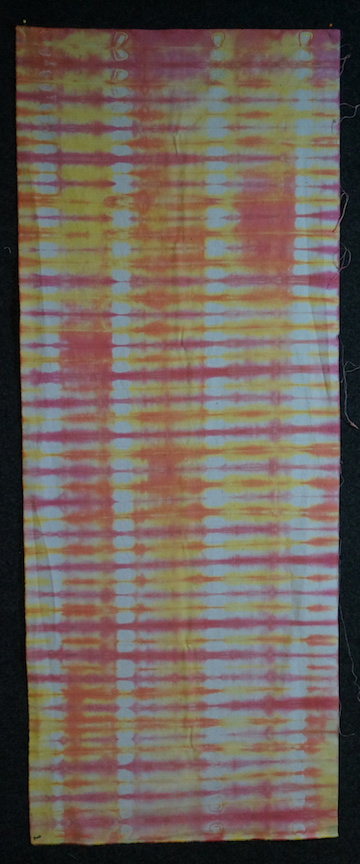 Dye day folds 5