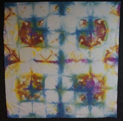 Dye day folds 8