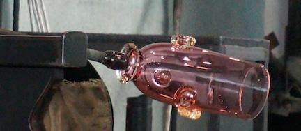 Glassblowing 8