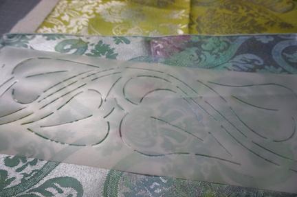 Handwork and stencils 15