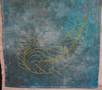 Handwork and stencils 18