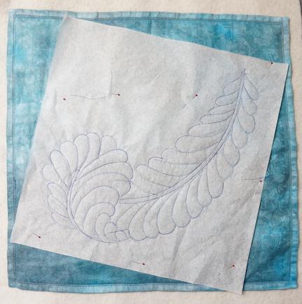 Handwork and stencils 7