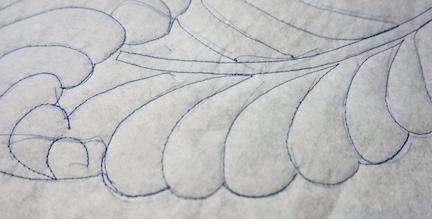 Handwork and stencils 8