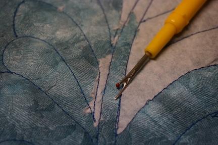 Handwork and stencils 9