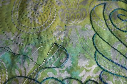 Handwork and stencils 26
