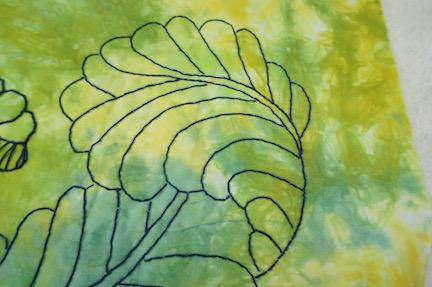 Handwork and stencils 27