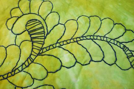 Handwork and stencils 28