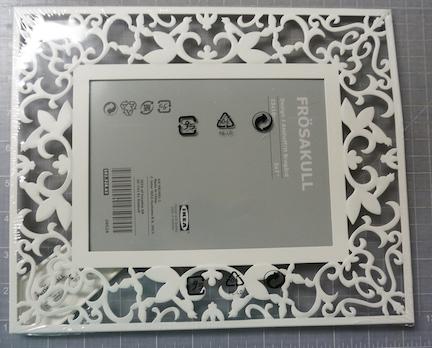 IKEA frame 1